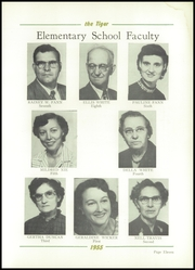 Page 15, 1955 Edition, Belle High School - Tiger Yearbook (Belle, MO) online yearbook collection