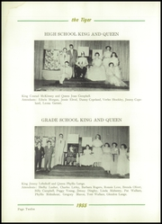 Page 16, 1955 Edition, Belle High School - Tiger Yearbook (Belle, MO) online yearbook collection