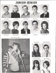 Page 106, 1971 Edition, South Shelby High School - Tecis Yearbook (Shelbina, MO) online yearbook collection