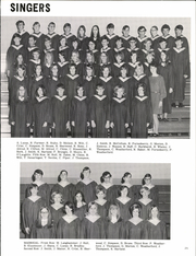 Page 29, 1971 Edition, South Shelby High School - Tecis Yearbook (Shelbina, MO) online yearbook collection