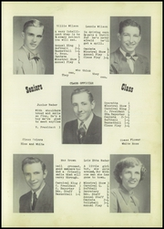 Page 13, 1952 Edition, Conway High School - Elk Yearbook (Conway, MO) online yearbook collection
