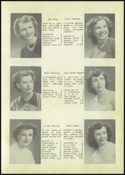 Page 15, 1952 Edition, Conway High School - Elk Yearbook (Conway, MO) online yearbook collection