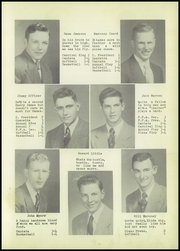 Page 17, 1952 Edition, Conway High School - Elk Yearbook (Conway, MO) online yearbook collection