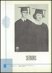 Page 11, 1956 Edition, Conway High School - Elk Yearbook (Conway, MO) online yearbook collection