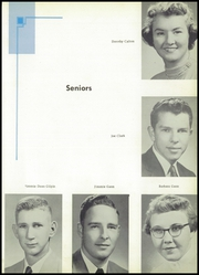 Page 13, 1956 Edition, Conway High School - Elk Yearbook (Conway, MO) online yearbook collection