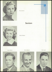 Page 15, 1956 Edition, Conway High School - Elk Yearbook (Conway, MO) online yearbook collection