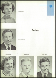 Page 16, 1956 Edition, Conway High School - Elk Yearbook (Conway, MO) online yearbook collection