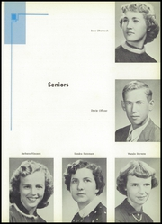 Page 17, 1956 Edition, Conway High School - Elk Yearbook (Conway, MO) online yearbook collection