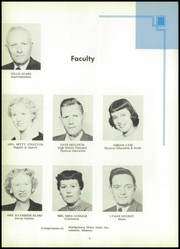 Page 8, 1956 Edition, Conway High School - Elk Yearbook (Conway, MO) online yearbook collection
