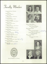 Page 11, 1947 Edition, Laboure High School - Laboure Yearbook (St Louis, MO) online yearbook collection