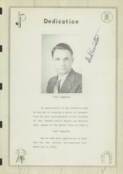 Page 11, 1949 Edition, Osceola High School - Indian Scout Yearbook (Osceola, MO) online yearbook collection