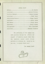 Page 9, 1949 Edition, Osceola High School - Indian Scout Yearbook (Osceola, MO) online yearbook collection