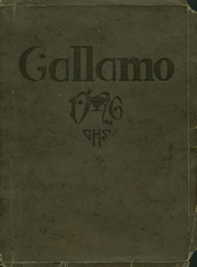 1926 Edition, Gallatin High School - Bulldog Yearbook (Gallatin, MO)