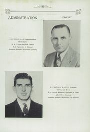 Page 13, 1937 Edition, Canton High School - Flash Yearbook (Canton, MO) online yearbook collection