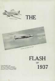 Page 5, 1937 Edition, Canton High School - Flash Yearbook (Canton, MO) online yearbook collection
