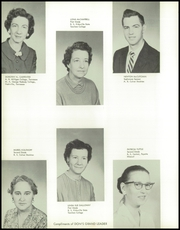 Page 12, 1959 Edition, Canton High School - Flash Yearbook (Canton, MO) online yearbook collection