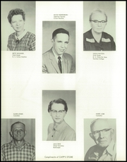 Page 14, 1959 Edition, Canton High School - Flash Yearbook (Canton, MO) online yearbook collection
