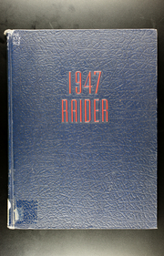Page 1, 1947 Edition, Pembroke Hill High School - Raider Yearbook (Kansas City, MO) online yearbook collection