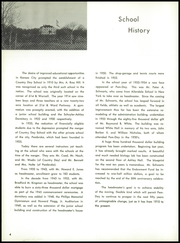 Page 10, 1960 Edition, Pembroke Hill High School - Raider Yearbook (Kansas City, MO) online yearbook collection