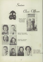 Page 14, 1946 Edition, Pleasant Hope High School - Pirate Yearbook (Pleasant Hope, MO) online yearbook collection