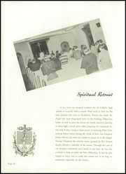 Page 46, 1949 Edition, DeAndreis High School - De Andreian Yearbook (St Louis, MO) online yearbook collection