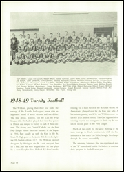 Page 58, 1949 Edition, DeAndreis High School - De Andreian Yearbook (St Louis, MO) online yearbook collection