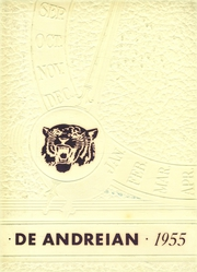 Page 1, 1955 Edition, DeAndreis High School - De Andreian Yearbook (St Louis, MO) online yearbook collection