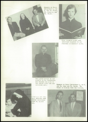 Page 10, 1955 Edition, DeAndreis High School - De Andreian Yearbook (St Louis, MO) online yearbook collection