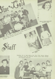 Page 15, 1952 Edition, Penney High School - Royal Yearbook (Hamilton, MO) online yearbook collection