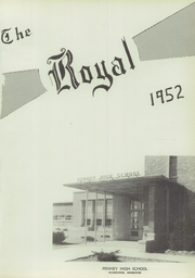 Page 5, 1952 Edition, Penney High School - Royal Yearbook (Hamilton, MO) online yearbook collection