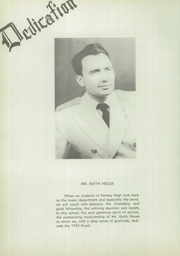 Page 6, 1952 Edition, Penney High School - Royal Yearbook (Hamilton, MO) online yearbook collection