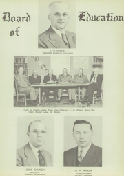Page 7, 1952 Edition, Penney High School - Royal Yearbook (Hamilton, MO) online yearbook collection