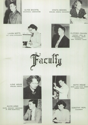 Page 8, 1952 Edition, Penney High School - Royal Yearbook (Hamilton, MO) online yearbook collection