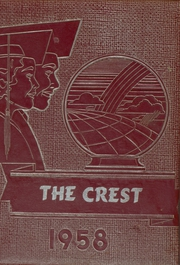 Page 1, 1958 Edition, Seymour High School - Crest Yearbook (Seymour, MO) online yearbook collection