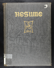 Page 1, 1914 Edition, Springfield High School - Resume Yearbook (Springfield, MO) online yearbook collection