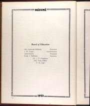 Page 14, 1923 Edition, Springfield High School - Resume Yearbook (Springfield, MO) online yearbook collection