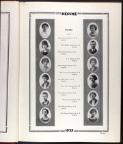 Page 17, 1923 Edition, Springfield High School - Resume Yearbook (Springfield, MO) online yearbook collection