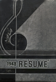 1948 Edition, Springfield High School - Resume Yearbook (Springfield, MO)