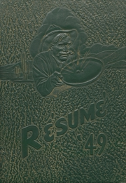 1949 Edition, Springfield High School - Resume Yearbook (Springfield, MO)