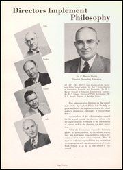 Page 16, 1954 Edition, Springfield High School - Resume Yearbook (Springfield, MO) online yearbook collection