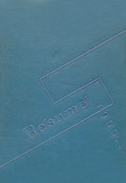 1955 Edition, Springfield High School - Resume Yearbook (Springfield, MO)