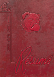 1958 Edition, Springfield High School - Resume Yearbook (Springfield, MO)