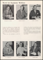 Page 15, 1960 Edition, Springfield High School - Resume Yearbook (Springfield, MO) online yearbook collection