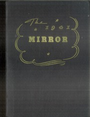 1941 Edition, Versailles High School - Mirror Yearbook (Versailles, MO)