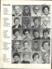 Page 16, 1977 Edition, Versailles High School - Mirror Yearbook (Versailles, MO) online yearbook collection