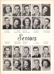Page 10, 1948 Edition, Rock Port High School - Bluejay Yearbook (Rock Port, MO) online yearbook collection