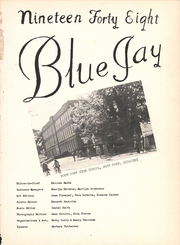 Page 5, 1948 Edition, Rock Port High School - Bluejay Yearbook (Rock Port, MO) online yearbook collection