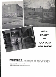 Page 5, 1959 Edition, Rock Port High School - Bluejay Yearbook (Rock Port, MO) online yearbook collection