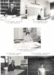 Page 15, 1965 Edition, Rock Port High School - Bluejay Yearbook (Rock Port, MO) online yearbook collection