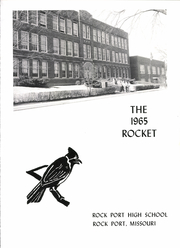 Page 5, 1965 Edition, Rock Port High School - Bluejay Yearbook (Rock Port, MO) online yearbook collection